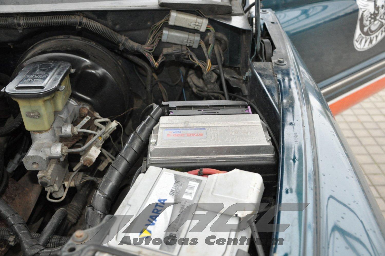 Conversion LPG Dodge RAM 1500 5,9   DODGE   Photo gallery conversion