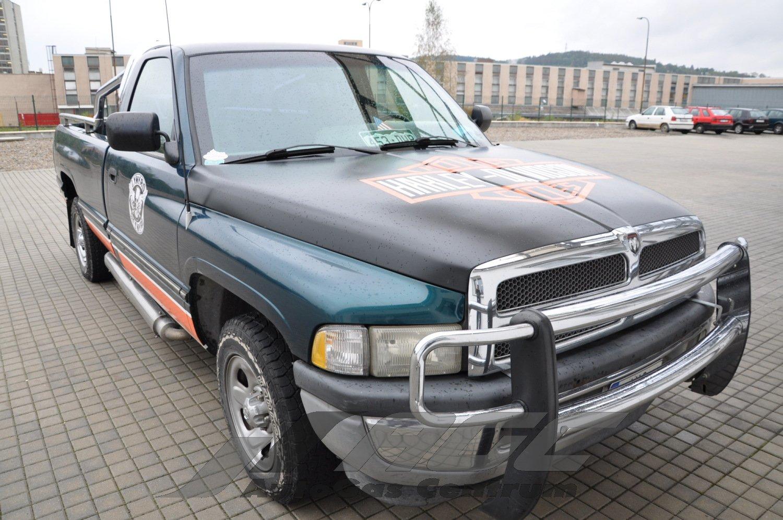 Conversion LPG Dodge RAM 1500 5,9 | DODGE | Photo gallery conversion