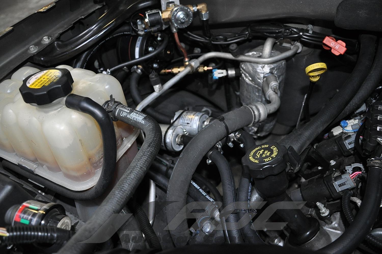 Conversion LPG CHEVROLET Avalanche 5,3 | Chevrolet | Photo gallery