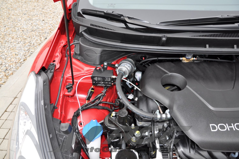 Conversion LPG Hyundai i30 1,6   Hyundai   Photo gallery conversion