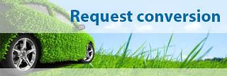 Request conversion
