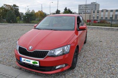 Škoda Fabia III LPG se systémem Zavoli