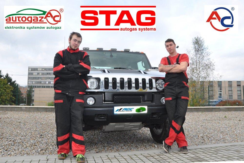 Hummer H2 6,0 se systémem LPG STAG