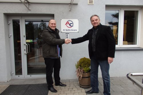 Výhradní distributor STAG firma Autogas Centrum Strakonice