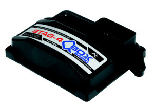 STAG 4 QBOX LPG a CNG