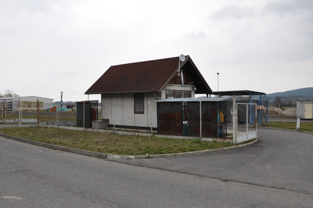 Čerpací stanice LPG Strakonice