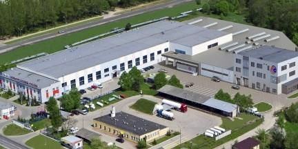 Hlavní budova firmy CA Stag