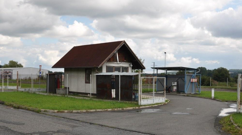 Čerpací stanice LPG Autogas - Centrum Strakonice