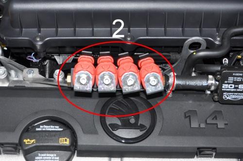 Vstřikovače LPG / CNG AC STAG