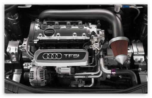 Motory TFSI